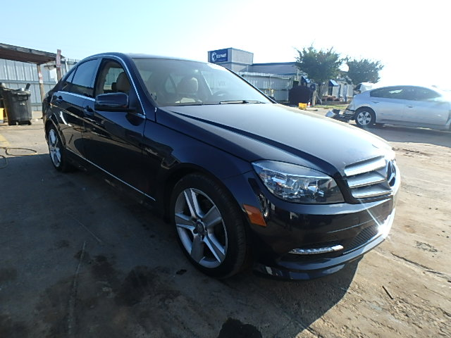Auto auction ended on vin wddgf5eb8br184676 2011 mercedes for Mercedes benz c300 for sale 2011