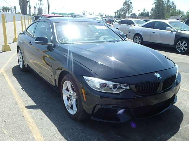 Salvage 2015 BMW 428I for sale