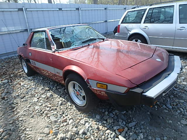 Fiat x19 for sale usa