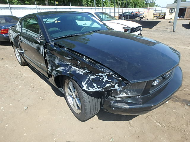 COPART Lot #36341766 2008 FORD MUSTANG