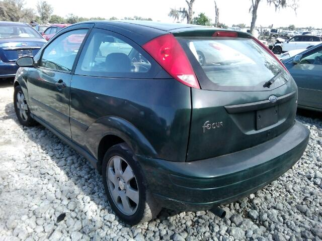 auto auction ended on vin 3fafp31301r107931 2001 ford focus zx3 in tampa south fl. Black Bedroom Furniture Sets. Home Design Ideas