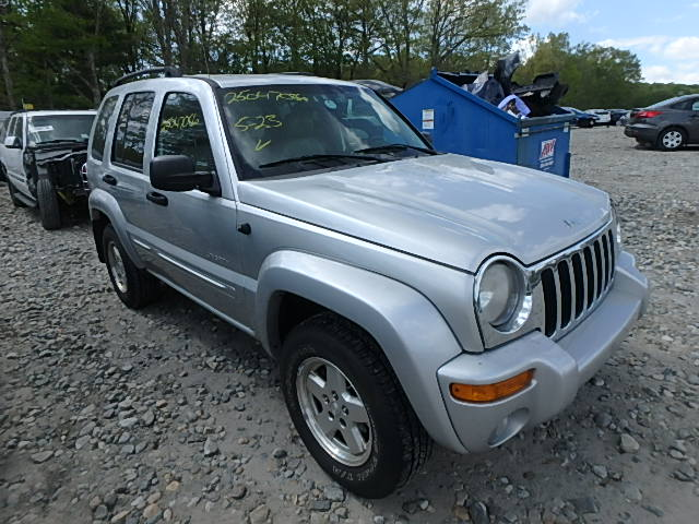 1J4GL58K14W189506 - 2004 JEEP LIBERTY LI