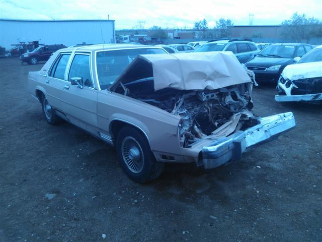 1989 FORD CROWN VICT 4.9L