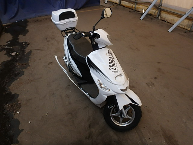 LYDY3TBB8F1503257 - 2015 YIBEN SCOOTER
