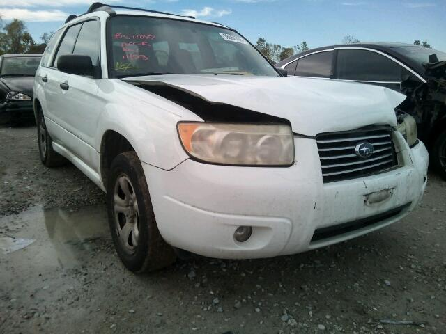 JF1SG63676H715655 - 2006 SUBARU FORESTER