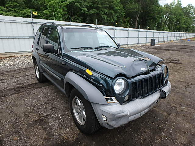 1J4GL48K25W713466 - 2005 JEEP LIBERTY SP