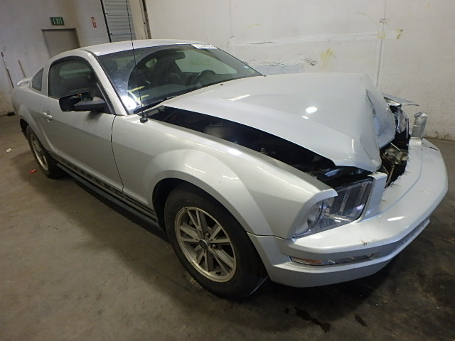 1ZVHT80N655243016 - 2005 FORD MUSTANG