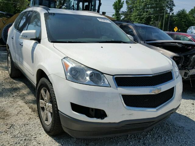 1GNKVGED1BJ324111 - 2011 CHEVROLET TRAVERSE L