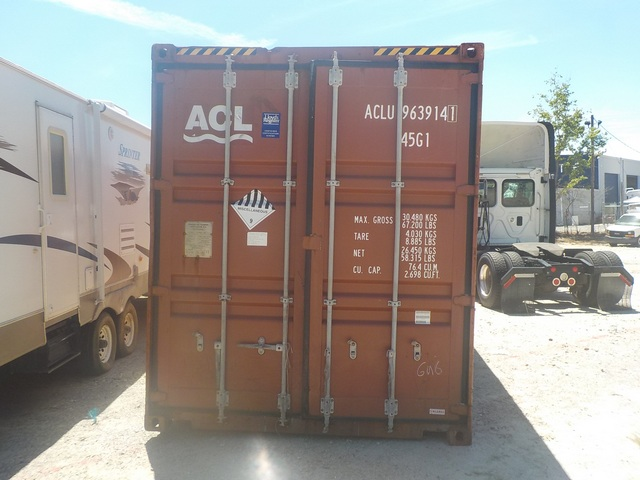ACLU9639141 - 2000 OTHR CONTAINER