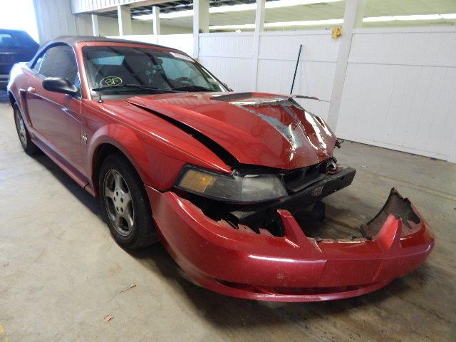 1FAFP44452F161265 - 2002 FORD MUSTANG