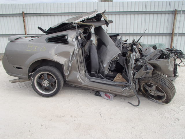 1ZVFT82H355141851 - 2005 FORD MUSTANG GT