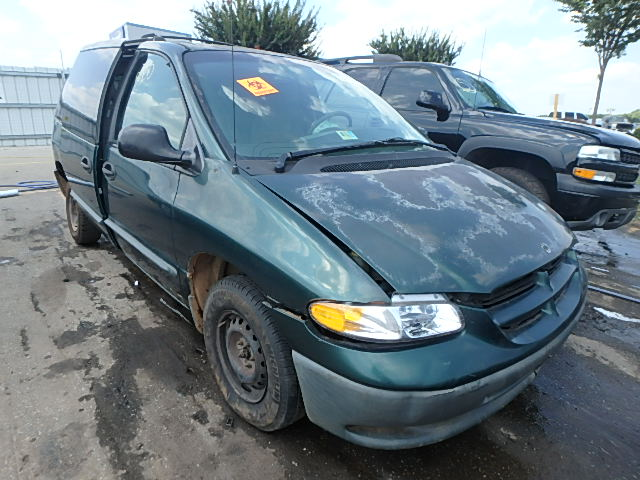 2B4GP25G1XR254695 - 1999 DODGE CARAVAN