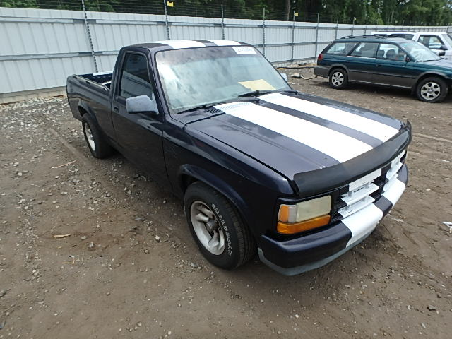 1B7FL26G3SW924837 - 1995 DODGE DAKOTA