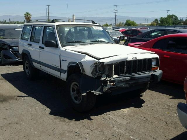 1J4FT68S6WL199521 - 1998 JEEP CHEROKEE S