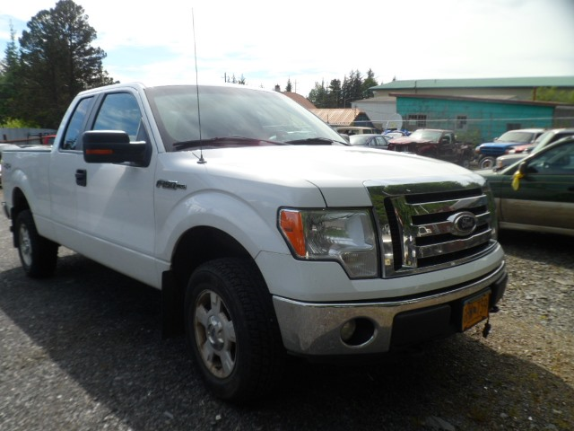 1FTFX1EF2BFD40405 - 2011 FORD F150