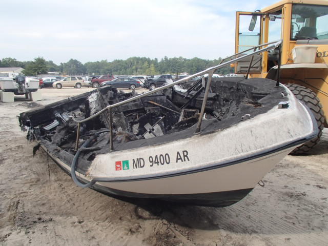 Salvage 1987 Gradall BOAT for sale