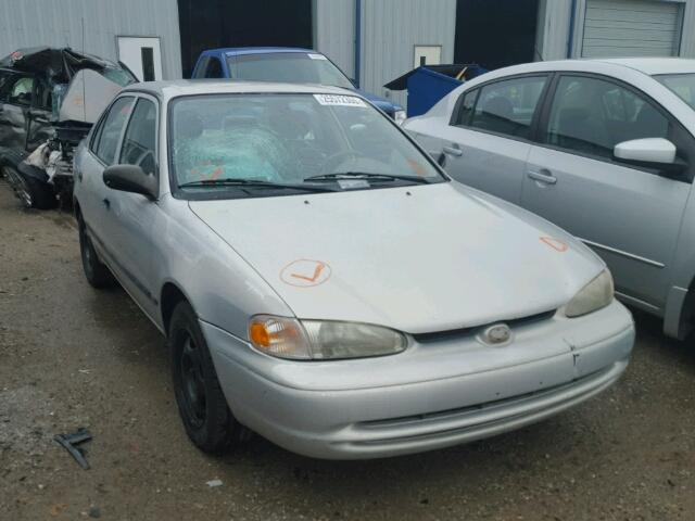 Salvage 2001 Chevrolet PRIZM LSI for sale