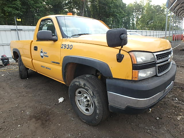 Salvage cars for sale from Copart Greer, SC: 2006 Chevrolet Silverado