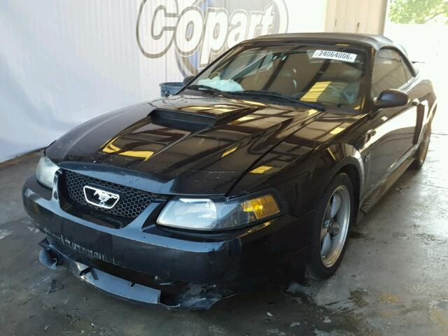 2002 FORD MUSTANG GT 4.6L