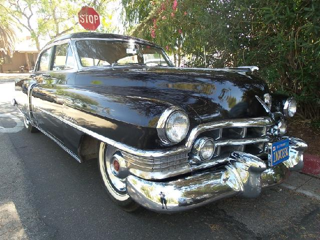 1950 CADILLAC ALL OTHER