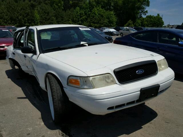 2004 FORD CROWN VIC 4.6L