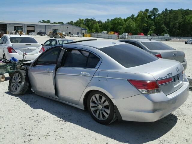 2012 HONDA ACCORD EX- 2.4L