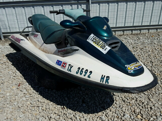 Salvage 1997 Wave RUNNER for sale
