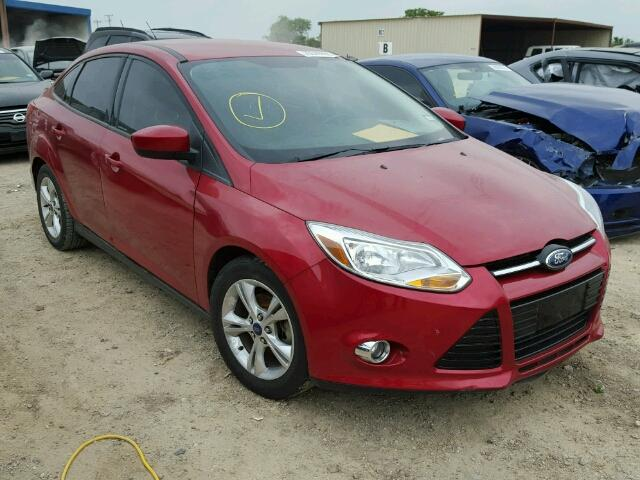 1FAHP3F24CL329530 - 2012 FORD FOCUS SE 2.0L Left View