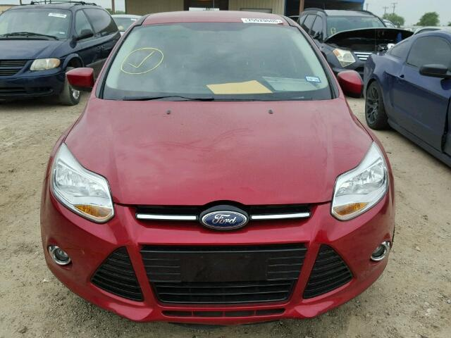 1FAHP3F24CL329530 - 2012 FORD FOCUS SE 2.0L engine view