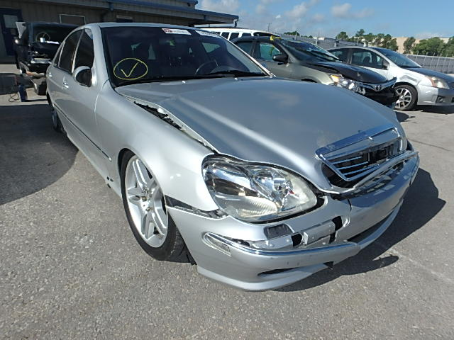 Auto Auction Ended On Vin Wdbng70j5ya021398 2000 Mercedes