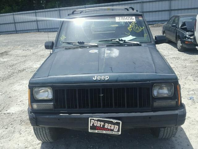 1J4FT68S2PL597973 - 1993 JEEP CHEROKEE S 4.0L