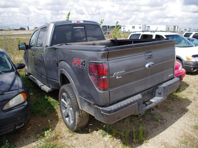 1FTFW1EF6DFB25096 - 2013 FORD F150 5.0L front view