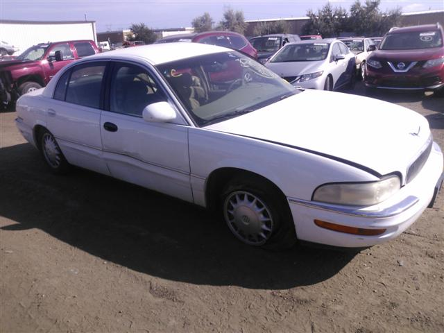 1G4CW52K7X4620012 - 1999 BUICK PARK AVE