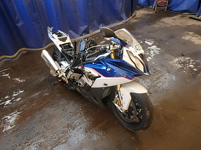 Salvage C | 2016 Bmw Motorcycle