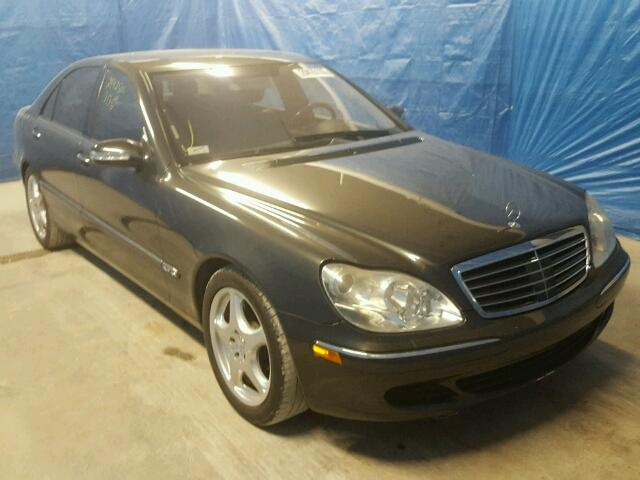 Auto auction ended on vin wdbng76j64a420760 2004 mercedes for 2004 mercedes benz s600
