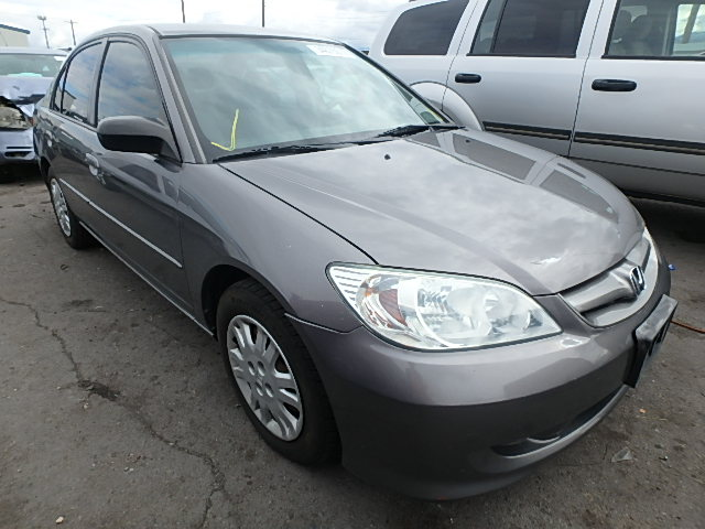 2004 HONDA CIVIC LX 1.7L