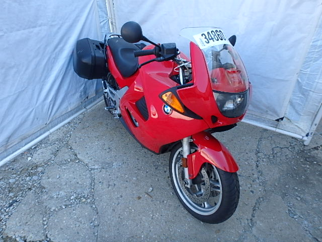 2001 BMW K1200RS For Sale | KY - WALTON - Salvage Cars