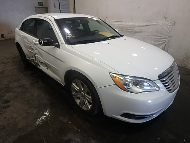 2012 CHRYSLER 200 LX 2.4L