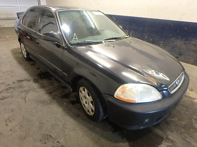1998 HONDA CIVIC LX 1.6L