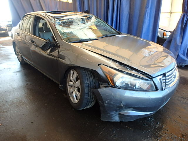 2009 HONDA ACCORD EX- 2.4L