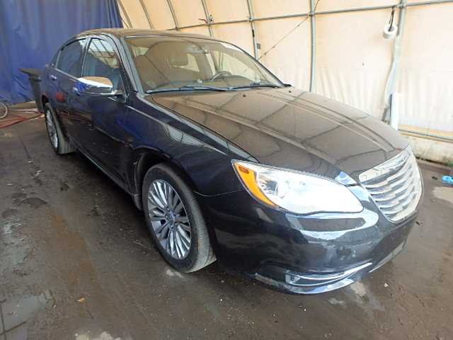 2011 CHRYSLER 200 LIMITE 3.6L