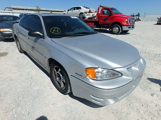 2003 PONTIAC GRAND AM G 3.4L