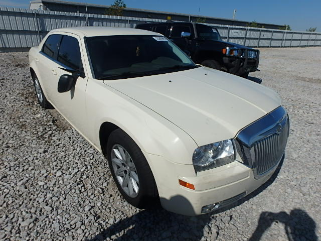 2008 CHRYSLER 300 LX 2.7L