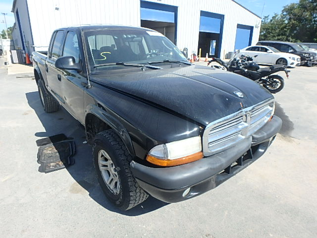 2004 DODGE DAKOTA QUA 4.7L