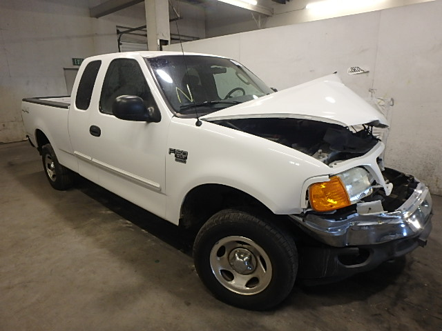 2004 FORD F150 HERIT 4.6L