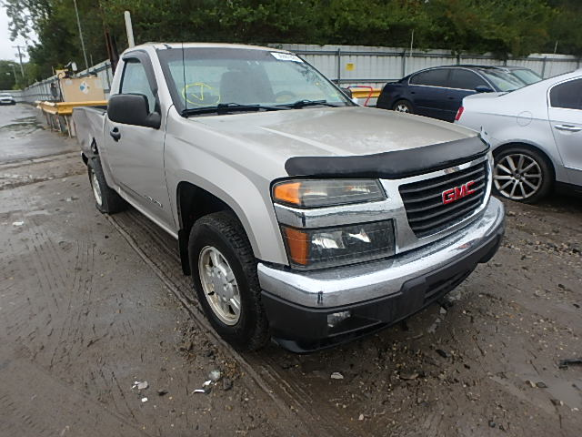 2005 GMC CANYON 2.8L