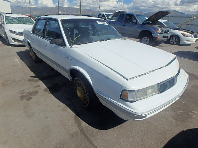 1993 OLDSMOBILE CUTLASS CI 3.3L