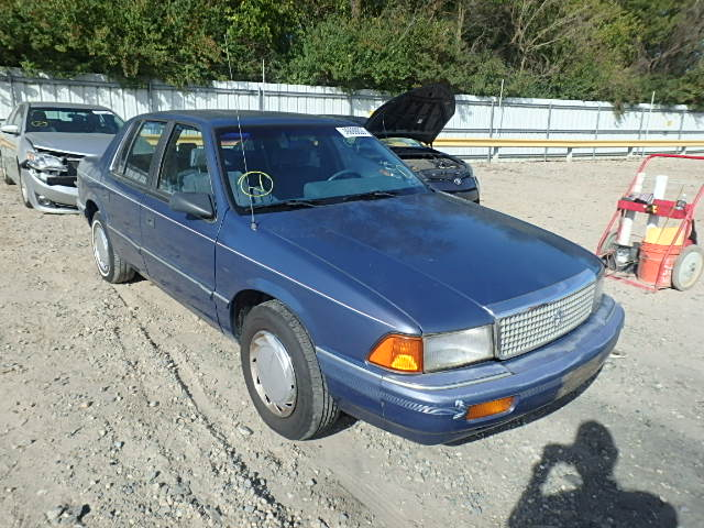 1992 PLYMOUTH ACCLAIM 2.5L