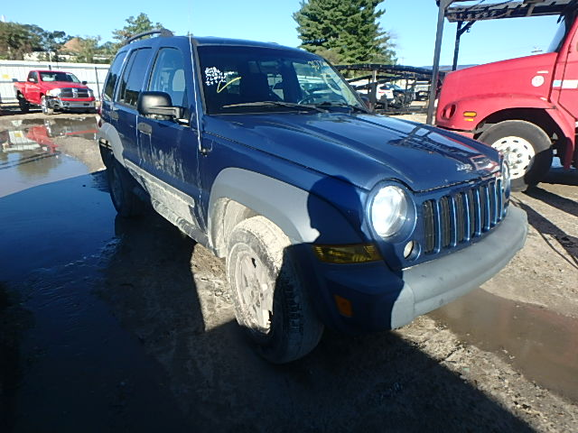 2006 JEEP LIBERTY SP 3.7L