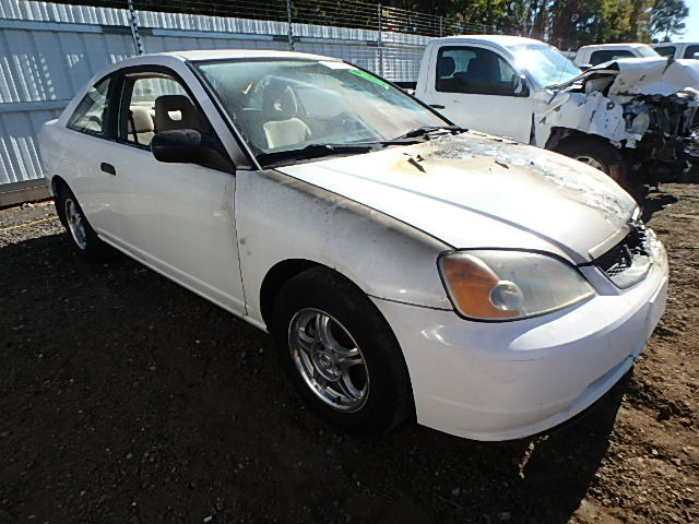 2001 HONDA CIVIC LX 1.7L